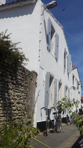 Charmante maison centre village - Les Portes-en-Ré