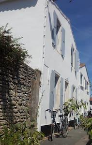 Charmante maison centre village - Les Portes-en-Ré - Дом