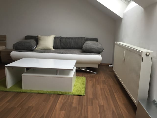 1 Zimmer Apartment plus Schlafcouch - Eislingen/Fils - Apartment