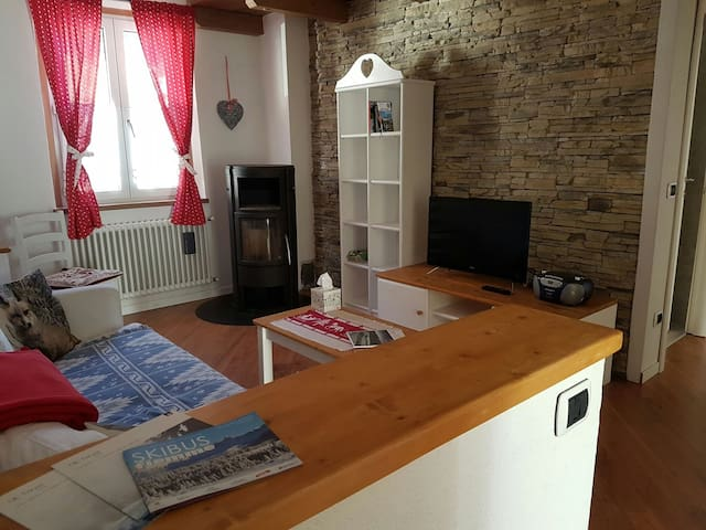 Cosy flat in the heart of the Dolomites ski area - Predazzo - Apartamento