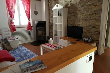 Cosy flat in the heart of the Dolomites ski area - Predazzo - Квартира