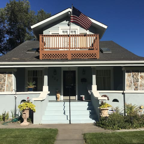 Charming Victorian home - Twin Falls - House
