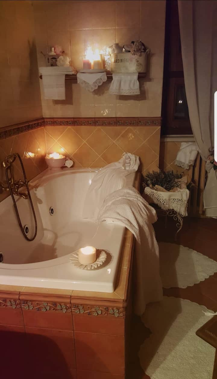 Luxury retreat and relaxing experience
