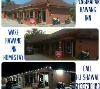Rawang inn homestay, Muar Johor - Muar