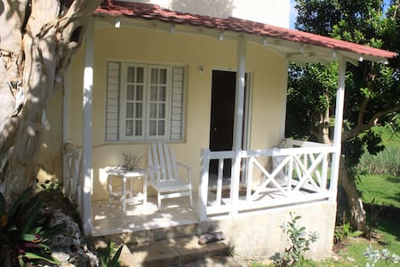Crest one bedroom villa - Fairy Hill