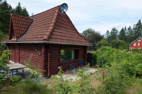 """""""Blockhütte"""" Quellental in traumhafter Umgebung"""