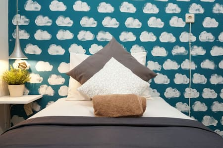 Cozy Private Room BDG Center Titimplik Cloud Room - Coblong