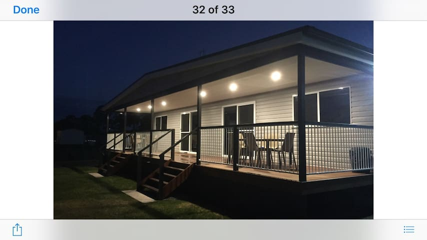 Stylish Pool Side Units ( Laguna Lodge) - Sussex Inlet - Cabin
