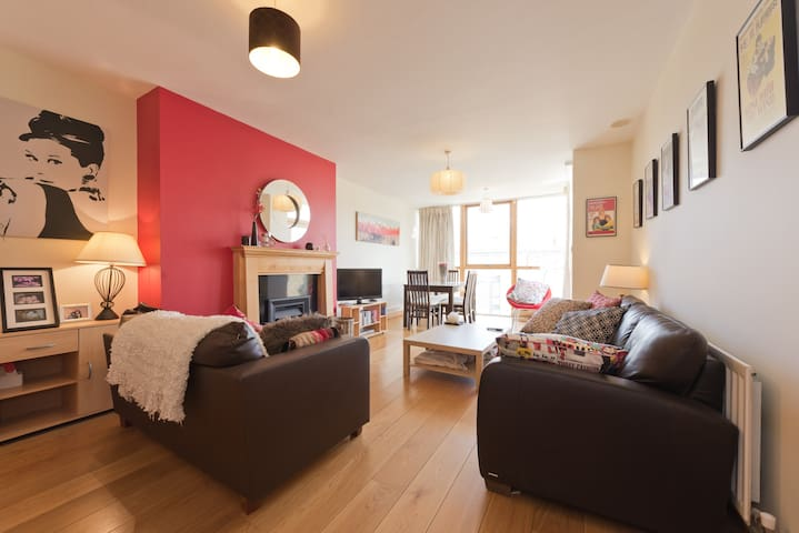 Beautiful modern 2 bed apartment