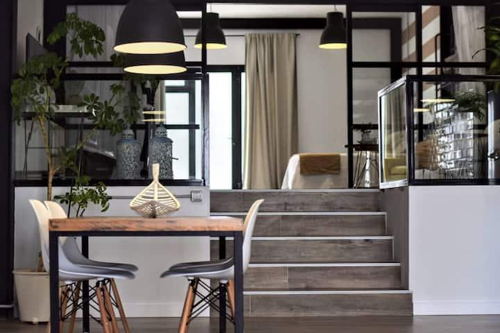 Modern Loft in Corralejo centre