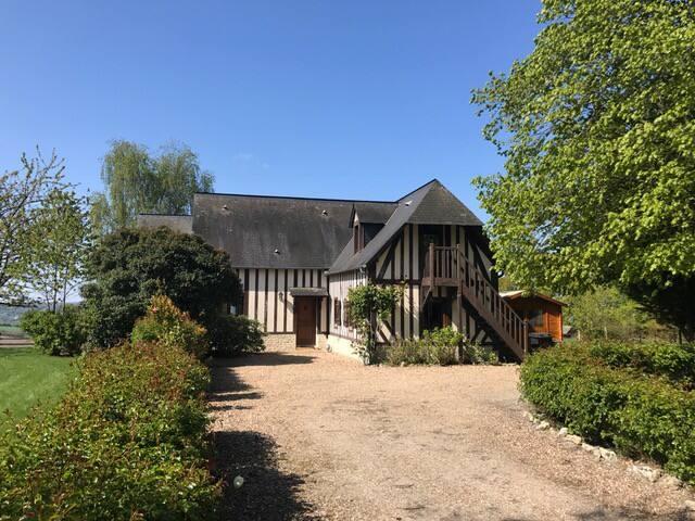 LE COTTAGE - Blangy-le-Château - Casa