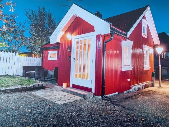 Sjarmerende liten villa i sentrum avTønsberg