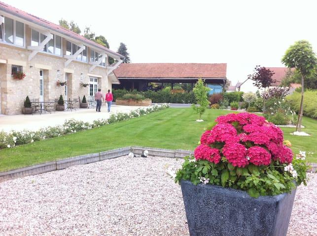la grange champenoise