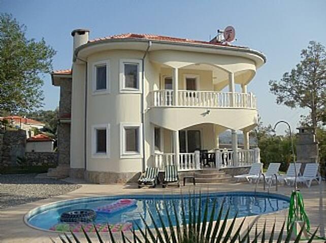 Beautiful Olivium Villa near Gocek - Gürköy Köyü - Willa