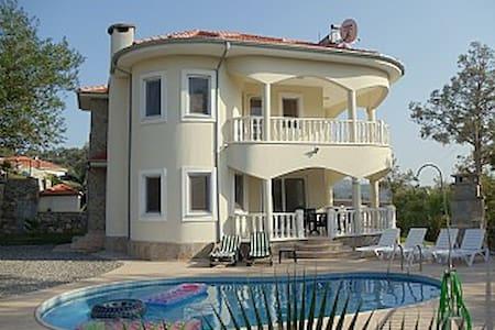 Beautiful Olivium Villa near Gocek - Gürköy Köyü