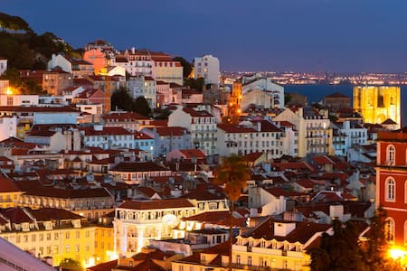 Historic Apartments Castle São Jorge /PT/EN/ES/DE/ - Lisboa - Apartment