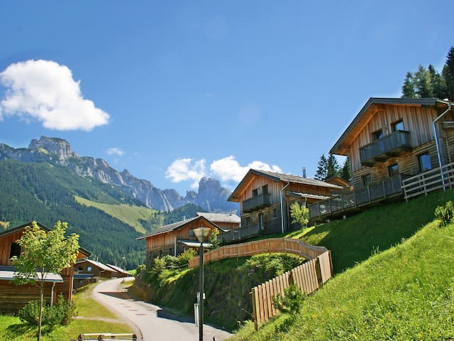 4-room chalet 90 m² Gamsblume for 6 persons