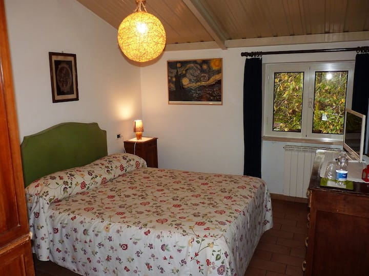 Room n.8 in Ciociaria Countryside