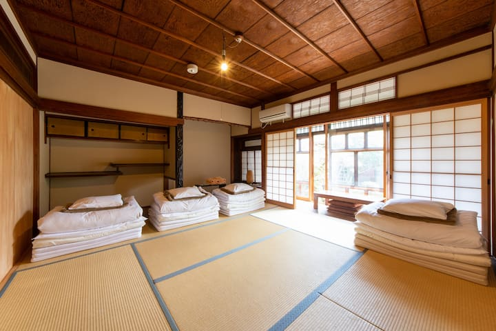 Superior Japanese-style room with garden view