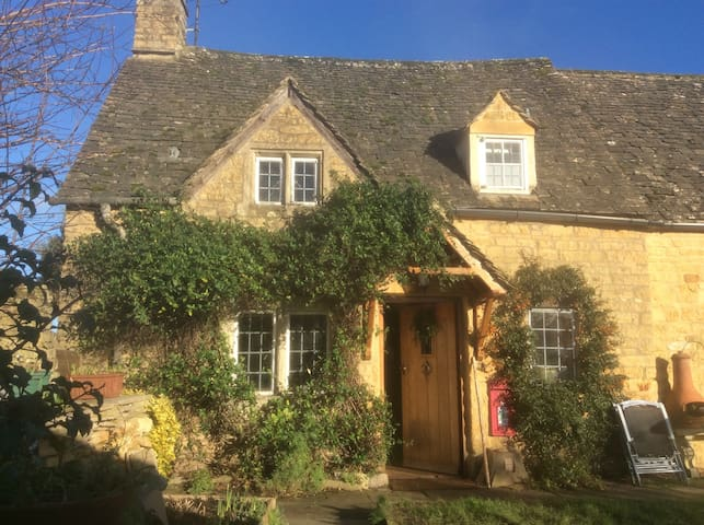 18th century cottage with parking - Bourton on the water - Dom