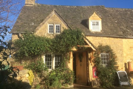 18th century cottage with parking - Bourton on the water - Haus