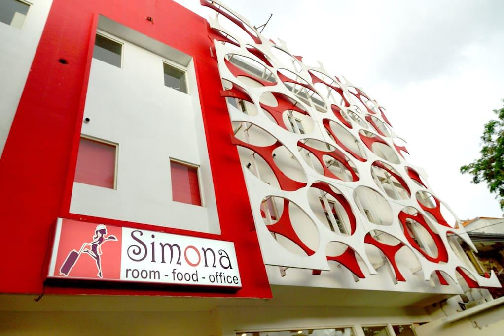 Simona's Building