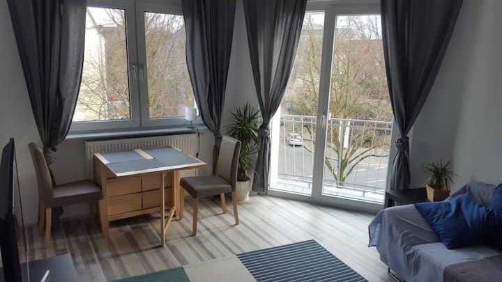 Vollausgestattetes Appartement in zentraler Lage.