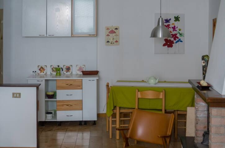 Appartamento al centro del Centro d'Italia