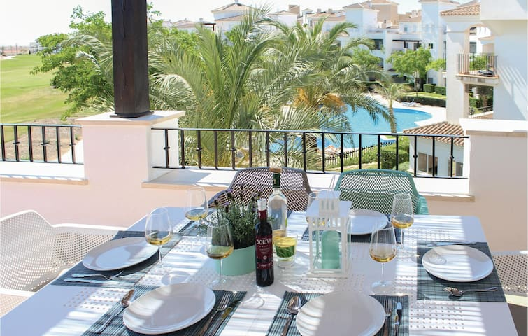 Holiday apartment with 2 bedrooms on 55m² in Roldan