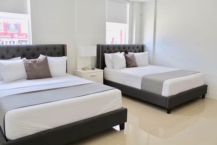 The LUXE Miami - APT #2: Luxury Apt Near Brickell