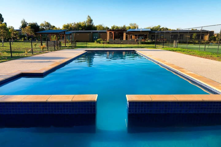 Phillip Island Resort Accommodation - 3br Villa