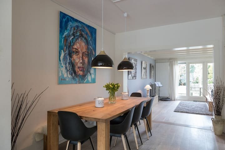 A great family house Laren, 20 min from A'dam - Laren - Huis