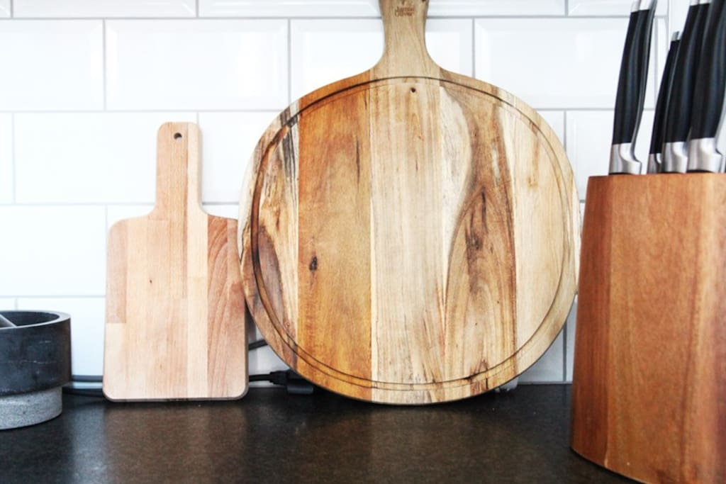 If you are a passionate cook, you are more than welcome to use this functional kitchen top