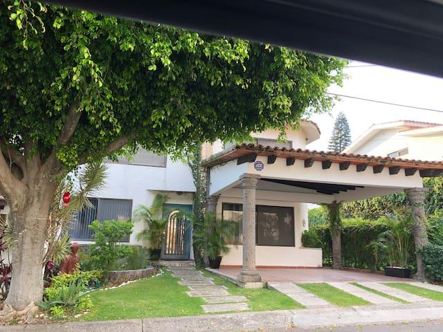 Hermosa casa de descanso en Cocoyoc