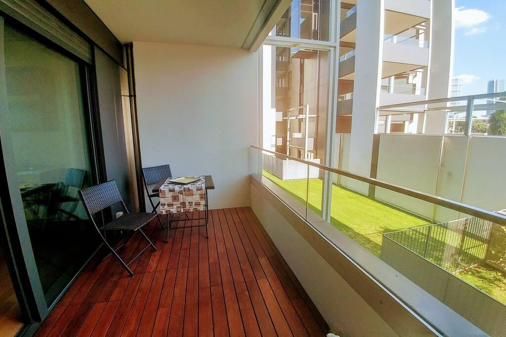 il terrazzo / the terrace