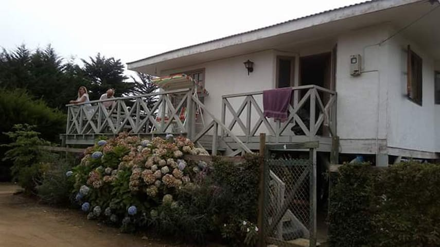 casa en pelluhue sector el manzano
