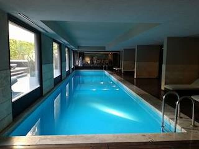Brand new studio in Recoleta with swimmingpool/gym - Buenos Aires - Byt