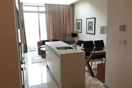 1 Bedroom Duplex + wifi (MYHB13602) - Kuala Lumpur - Osakehuoneisto