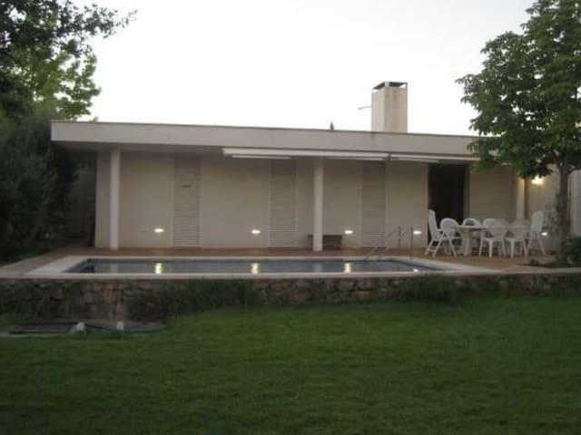 """CASA CHALET RURAL  CON PISCINA  """"LOS POETAS"""" - Caparacena  - Holiday home"""