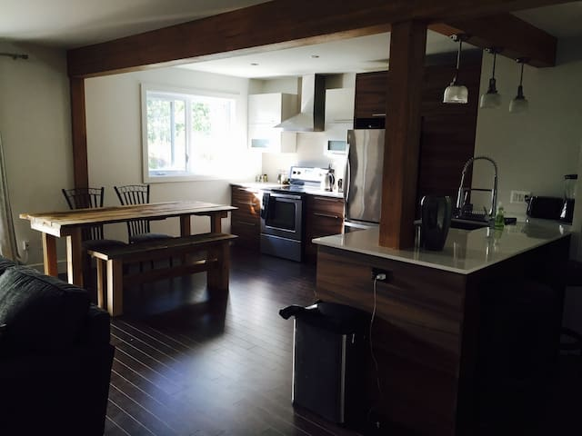 Mont St-Sauveur Ski in / Ski out - Saint-Sauveur - Appartement