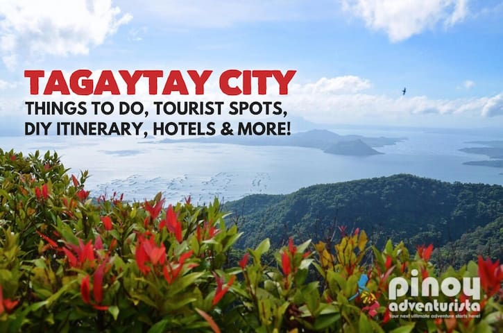 Guidebook for Tagaytay