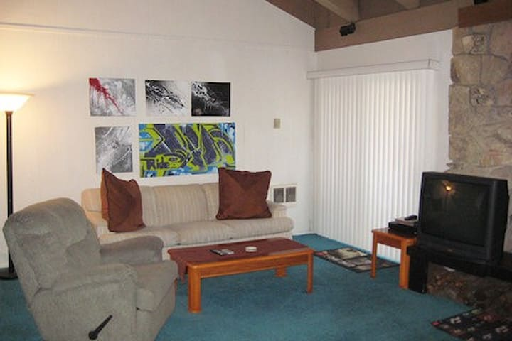 Fireside at the Village 311 - Mammoth Lakes - Appartement en résidence