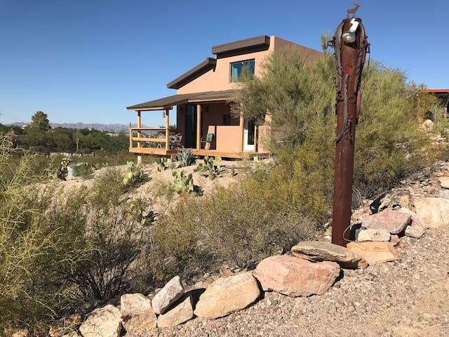 West-side Trailhead Retreat in the Sonoran Desert