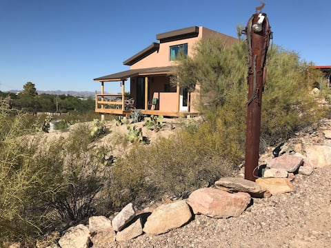 West-side Trailhead Retreat in the Sonoran Desert