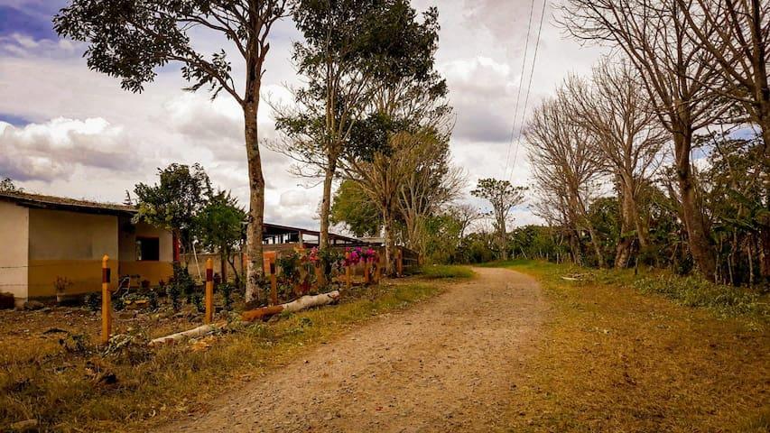 Rancho Bonito, tu Contacto con la Naturaleza.