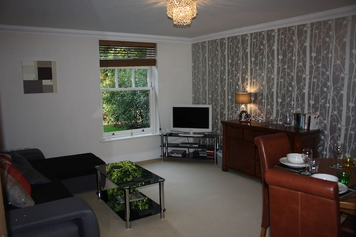 Luxury City Apartment walking distance to the city - Canterbury - Apartment