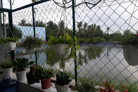 Lakeview-Countryside- 15km from HCM Bus station