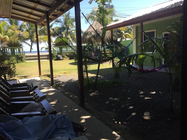 Oceanview property/Exclusive Group property stay