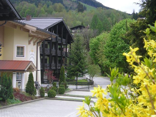 Appartement met geweldig uitzicht - Alm - Apartemen