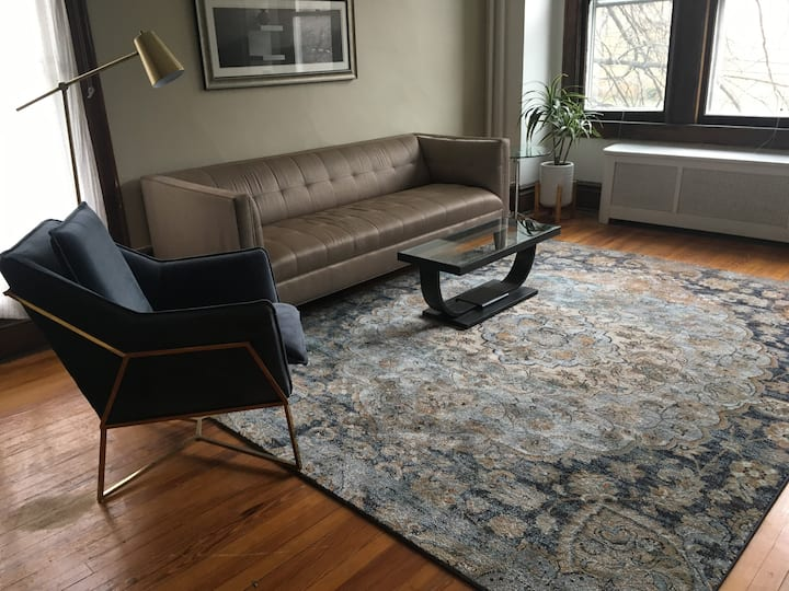 Boutique Hotel Living in Yonkers Victorian House!